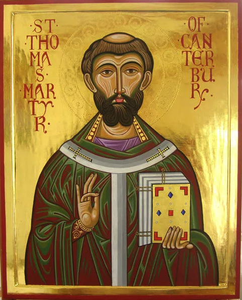 Saint Thomas de Cantorbery