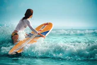 surf benodet