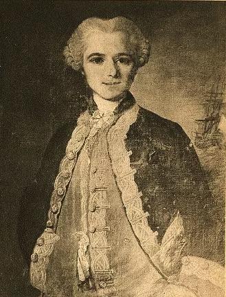 Yves-Joseph de Kerguelen de Trémarec